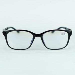 2018 Yeni Büyük Gözler Okuma Gözlükleri Tam Plastik Çerçeve Yaşlılar Için Basit Ve Rahat Gözlük