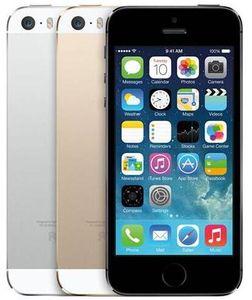 """Original apple iphone 5s com toque de identificação 16 gb ios 8 4.0 """"IPS HD Dual Core A7 8MP Recondicionado Celular Desbloqueado"""