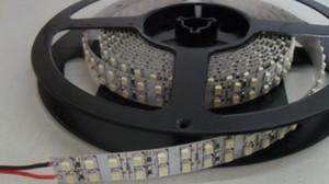 Livraison gratuite Super luminosité SMD3528 led bande de lumière 240led / m DC12V DC24V blanc froid / blanc chaud / BLANC NATUREL bande de diode de bande