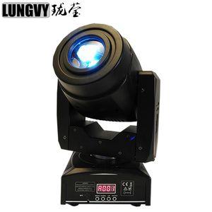 2017 60W Moving Spot Spot DMX DJ Disco Party Wedding Stage 60W Bianco LED Spot Moving Head Light