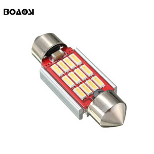 Canbus 36mm 39mm 41mm 4014 SMD 12v 차량 내부 조명 외부 조명 번호판 전구