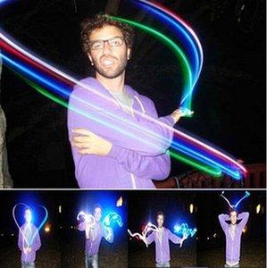 Лучший подарок на день рождения 100шт / серия свет перста СИД перста лазера испускает лучи факел кольца для партии, свадьба цвета праздник микс С Опп ра