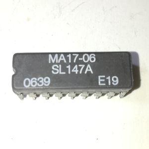MA17-06. SL147A. SL147B, CDIP18, 듀얼 인라인 18 핀 DIP 세라믹 패키지 IC / 집적 회로 Microelectronics Electronic Components