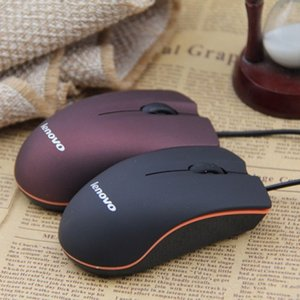 Lenovo M20 Wired Mouse USB 2.0 Pro Gaming Mouse Optical Mäuse für Computer-PC-Qualitäts