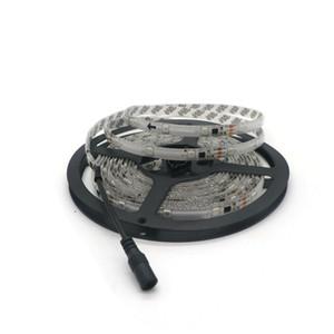 방수 디지털 Chasing 드림 컬러 LED 스트립 12V 30leds / m 2811 RGB 스트립 조명 led가 5050 SMD RGB IP65 자동 색상 변경
