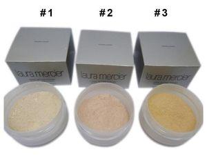 Laura Mercier Powder Makeup Loose Setting Powder LM Face Concealer Foundation Min pori Illuminare Concealer 29g 3Colori