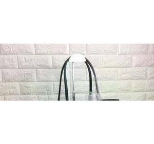 Qualidade Vendas Grande Desenhista Hot Designer Top Totes Marca Bolsa Moda Gy Soft Canvas Tote Shopping Lidar de couro Bag com pequeno p fwbw