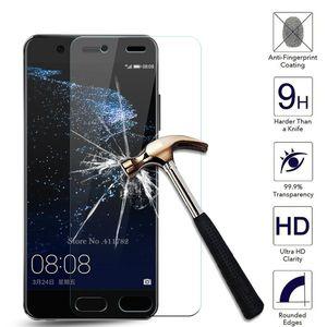 Para Huawei Honor 6X 7 8 P8 P9 Lite P10 Plus 9H 0.26mm 2.5D Cristal templado protector de pantalla antichoque Película