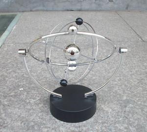 Criativo Chinês Rotary Modelo Instrumento Permanente Balanço Celestial Globo Novo Maravilhoso Casa Artesanato Amigos Decorativos