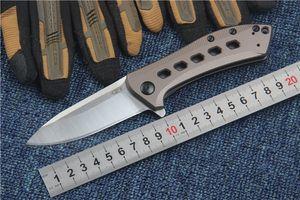 Zero tolleranza coltello design rexford collezione escursionismo titanio 0801brz cuscinetto tattico pieghevole campeggio palla da caccia di sopravvivenza tasca m3 xhqo