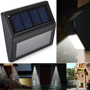 All'ingrosso-alta qualità 1Pc 6LED Solar Power PIR sensore di movimento a parete lampada da giardino esterna impermeabile