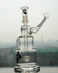 2021 Hitman Cam Bongs Klasik Brilliance Kek Sigara Boru Dab Rigs Su Borları Bong ile 14 mm Erkek Eklem