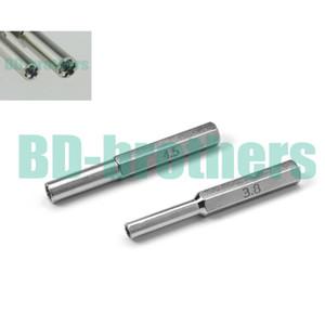 Venta caliente 3.8mm 4.5mm Metal Hex Torx 3.8 4.5 Destornillador de Seguridad Bit Herramienta de Reparación de BRICOLAJE 400 unids / lote