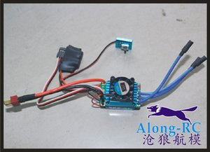 FREE SHIPPING RC MODEL PART Racing 60A ESC Brushless Electric Speed Controller For 1:12 1:10 RC Car Truck