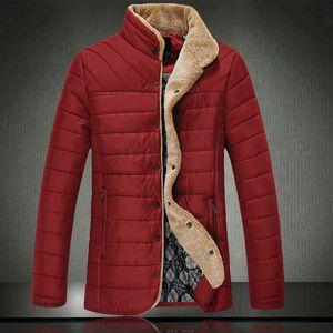 Wholesale- Free shipping 2016 autumn and winter fashion explosion models cotton men's Korean Slim casual jacket
