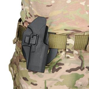 New Arrival Tactical Black Tan Color G17 Tactical Holster for Hunting Shooting Use Tactical Accessory CL7-0008