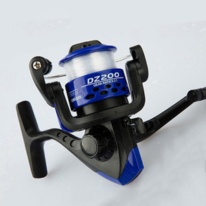 Fishing reel spinning reel lure round reel fishing sea rod gear giro spinning reels con la lenza