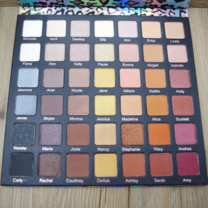 Dropshipping VIOLET VOSS Ride Or Die 42 colors Pro EYESHADOW PALETTE Limited Edition Eyeshadow Palette DHL Free Shipping
