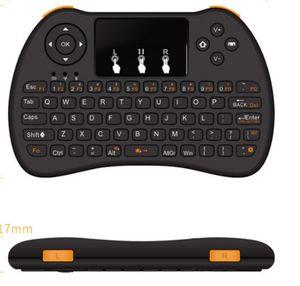 H9 Wireless Keyboard Touchpad Mini 2,4GHz H9 fliegen Maus für Android TV Box MXQ M8S Pro S905X T95N T95m A95X X96