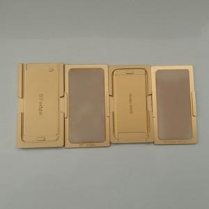 Для Samsung Galaxy S6 Edge S7 Edge LCD сенсорный экран ремонт алюминиевый позиционирование выравнивание ламинирование плесень Плесень ремонт инструменты