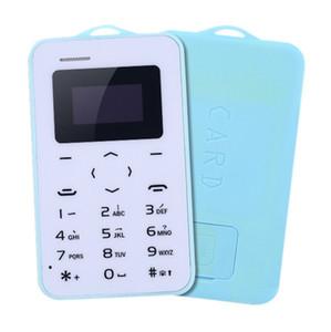 100٪ الأصلي aeku c6 بطاقة الهاتف الكرتون كيد qwerty لوحة المفاتيح بلوتوث 2.0 صغيرة الحجم مصغرة سامسونج بطاقة الائتمان الهاتف المحمول
