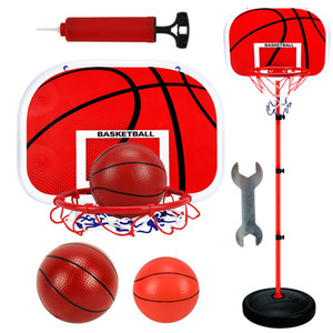 HEIßER Kinder Basketball Stehen 150 CM Kinder Outdoor Einstellbare Basketball Sport Set Kit Kostenloser Versand