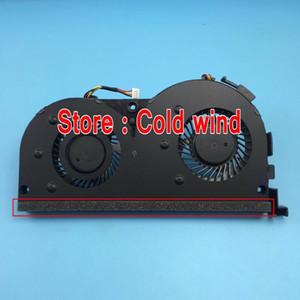 NUEVO enfriador para lenovo Erazer Y50-70AS Y50-70AM Y50 Y70-70 Y50-70 Y50-70A CPU ventilador de enfriamiento DC28000EQF0