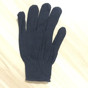Wholesale- 1pc Left Hand Hairdressing Gloves Curling Straighteners Wands Heat Resistant Protective Glove