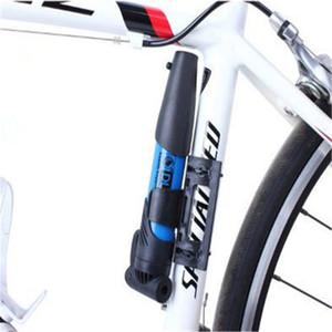 Hot sale Multi-functional Bicycle Air Pump bicycle tire pump Mini Bike Inflator 4 colors mini bike tire pumps out264