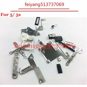 5set Original 21In 1 Inner Small Parts Replacement Fastening & Brackets Inner Accessories Inside Small Metal Parts For iPhone 5 5s