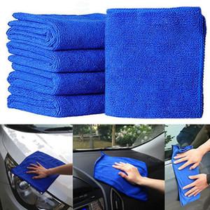 2018 de alta calidad del jardín de su casa de limpieza de microfibra Auto Car suave paños de lavado Duster30x30cm envío gratis