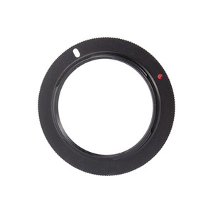 Freeshipping 5 pçs / lote m42 lente anel adaptador de montagem para nikon 1100d 600d 60d 550d 5d 7d 50d (sem chips) atacado suporte