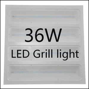 36W 600 * 600 LED 그릴 패널 조명 / 램프 / 라이트 / Licht-Recessed 천장 그리드 패널 램프 사무실 사용에 대 한 LED 그릴 빛 천장 조명 새 모델 르