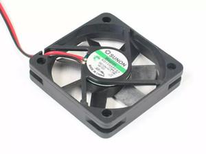 Envío gratis para SUNON KD1205PFS3,11.B984.GN DC 12V 1.1W 2 hilos conector de 2 pines 50mm 50x50x10mm Server Square Ventilador de refrigeración