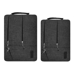 JOYROOM Laptop Sleeve 13 15 Pouce Nylon Hommes Ordinateurs Portables Sac Pour Macbook Air Pro 13 Fluffy Casual Femmes Cas Couverture Ordinateur Portable Sac