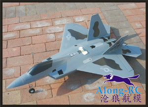 power system mutual conversion version F-22 raptor 64mm EDF PLANE or pusher EPO plane airplane RC MODEL HOBBY TOY