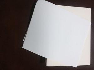 (JQ170614) водонепроницаемый тип Bond Paper A4 Бумага для офсетной печати 85gsm Волокнистая бумага A4 формат 2color вы можете выбрать