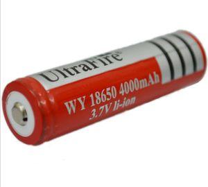 Ultrafire 18650 4000mAh 4800mAh 5000mAh литий литий-ионный аккумулятор для электронных сигарет светодиодные камеры электронный велосипед