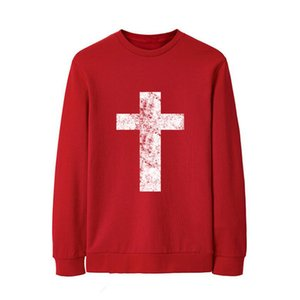 New Cross 2018 autumn this is me printed Men O Neck T Shirt Casual long Sleeve Slim Fit