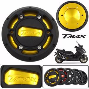 1 unids Motor Motorcycle Cover Para YAMAHA TMAX 530 TMAX500 CNC Motorcycle Motor cubierta protectora