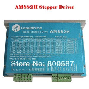 Leadshine 2 fase de control escalonado de alta precisión controlador de motor paso AM882H Digital