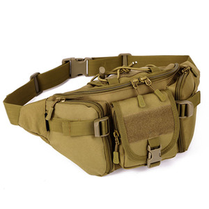 Chest Camouflage Waist Crossbody Hiking Bag Pouch Camping Outdoor Pack Bags Fanny Tactical Utility Belt Jtstl