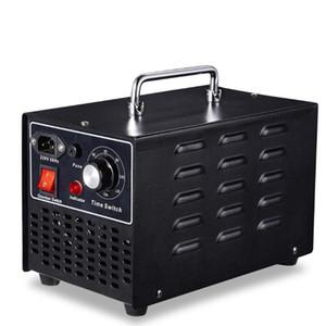 Long Life 110V / 220V 10 GRH Ozônio máquina de ozônio Esterilizador Disinfector Com Temporizador 0-120mins ou longa Trabalho + frete grátis