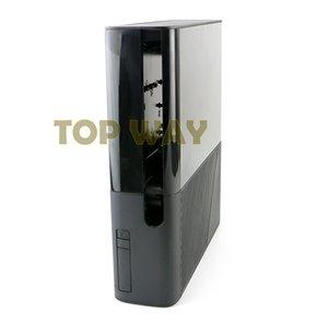 Caso Shell de Habitação Preto de alta Qualidade com peças para XBOX360E xbox360 E consola de substituição