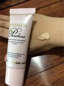In Stock!!Hot Makeup Primed Poreless Skin Smoothing Foundation Face Primer 28g DHL Free Shipping