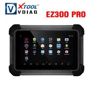 100% Original Xtool EZ300 pro Outil de diagnostic automatique EZ300 pro Support 5 Systèmes OBD2 OBDII Scanner avec haute qualité