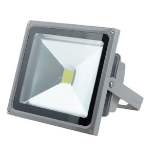 Lampe de lumière d'inondation de 100-240V 10W 20W 30W 50W LED Paysage extérieur LED Projecteur de lavage Blanc