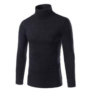2016 человек осень и зима мода свитер мужской тонкий шерсть водолазка основные свитера
