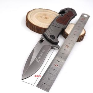 X42 Browning Messer Taktisches Überleben Messer Klappmesser Gehärtetem 440 57HRC Tasche Jagdmesser Outdoor Wandern Camping EDC Werkzeug