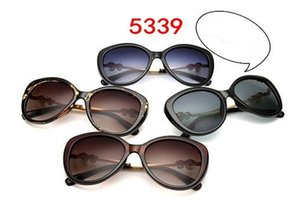 Pearl New Fashion Sunglasses Sunglasses Sunglasses 5339 Telaio Big Donne BJRTM